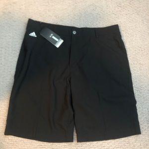 Black Adidas Golf Shorts